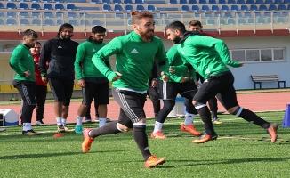 Urfaspor'da Karagümrük maçının hazırlıkları sürüyor