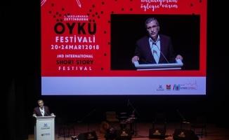 """""""3. Uluslararası Zeytinburnu Öykü Festivali"""" başladı"""