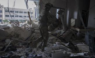 Afrin'de terör örgütünün karargahı bulundu