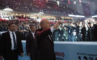 Bahçeli, MHP Genel Başkanlığına yeniden seçildi