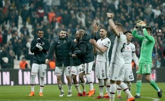 Beşiktaş adım adım zirveye