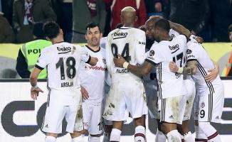 Beşiktaş'ın zirve takibi sürüyor