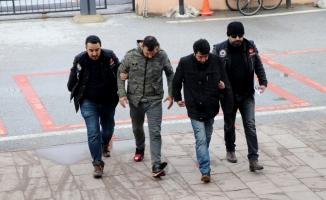 Edirne'deki uyuşturucu operasyonu