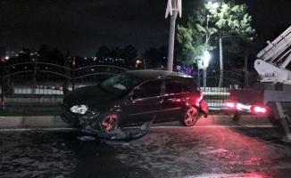 Elazığ trafik kazası: 4 yaralı
