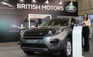 En yeni otomobil ve motosiklet modelleri Belgrad'da tanıtıldı