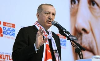 Erdoğan: Şanlıurfa taciz ediliyor, 'Yeter artık'' dedik