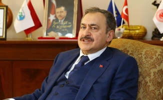 Eroğlu: Hiçbir kente susuzluk çektirmeyeceğiz