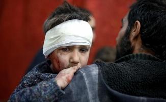 Esed rejimi Doğu Guta'da 54 sivili öldürdü