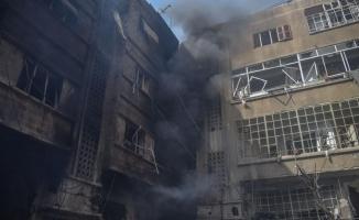 Esed rejimi Doğu Guta'daki katliamını sürdürüyor