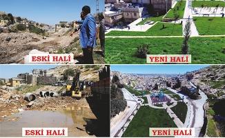 Eyyübiye Abdülkadir Yüksel parkı açılışa hazır