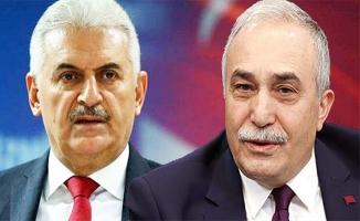 Fakıbaba, Başbakan Yıldırım ile görüştü