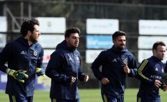 Fenerbahçe'de gözler Akhisarspor maçına çevrildi