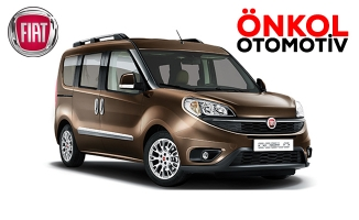 Fiat Doblo'da 40 bin liraya faizsiz kredi