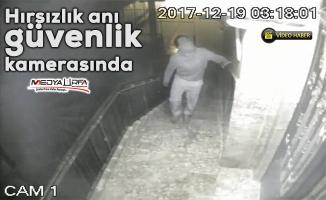 Haliliye'de 4 adresten hırsızlık yapan şahıs yakalandı