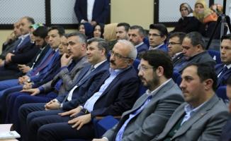 Kalkınma Bakanı Elvan Aksaray'da: