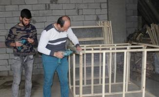 Mardin'de ipek böcekçiliği desteği