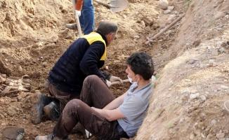 PYD/PKK'nın katlettiği ÖSO savaşçılarının toplu mezarı bulundu