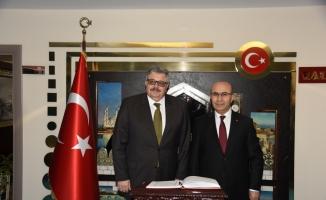 Rusya'nın Ankara Büyükelçisi Yerhov Adana'da