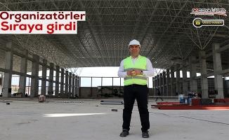 Şanlıurfa Fuar Merkezi 11 Nisan'da açılacak