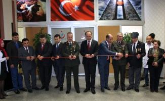 Şehit Yakınları ve Gaziler İrtibat Bürosu açıldı