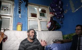 Suriye'deki iç savaş önce huzurunu sonra eşini aldı