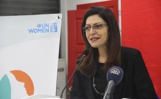 Suriyeli kadın sığınmacılar sertifika aldı