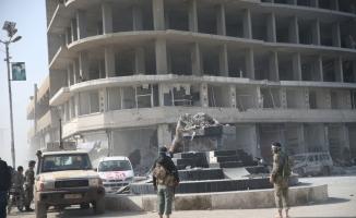 TSK Afrin'den ilk görüntüleri paylaştı