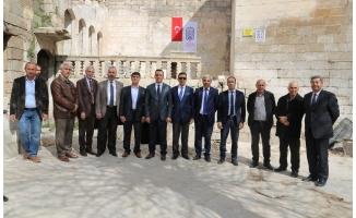 Urfa'daki tarihi kuyulu ev restore ediliyor