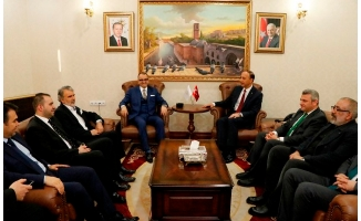 Vali Erin: Türkiye sadece batıdan ibaret değil