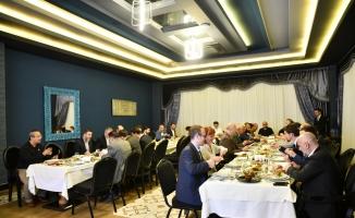 AA editörleri Gaziantep'te