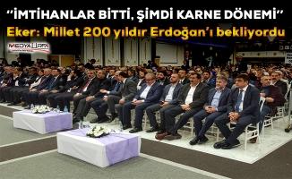 AK Parti Silivri 6. Olağan kongresi yapıldı