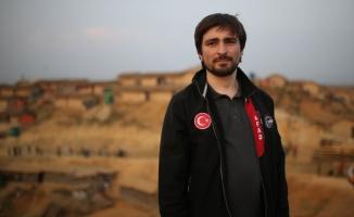 Arakanlılara 25 bin barınma ünitesi taahhüdü