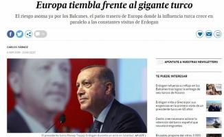 Avrupa Türk devinin önünde titriyor