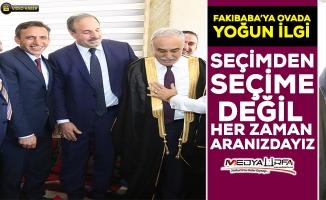 Bakan Fakıbaba'dan AK Parti yorumu