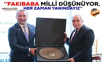 Bakan Fakıbaba, TÜKETBİR üyeleriyle buluştu