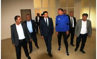 Başkan Mehmet Ekinci'den Şanlıurfaspor'a destek