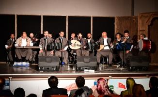 Büyükşehirden Urfalılara müzik ziyafeti