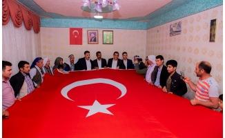 Ceylanpınar'da Türkmen ailesi HDP'den AK Parti'ye geçti
