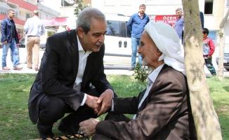 Demirkol, Süleymaniye'de talepleri dinledi