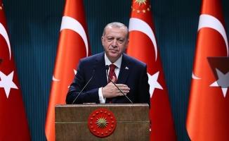 Erdoğan açıkladı: Kampanya başladı