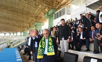 Fakıbaba, Şanlıurfaspor maçında