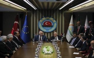 Fakıbaba, TZOB iş birliği protokolünü imzaladı