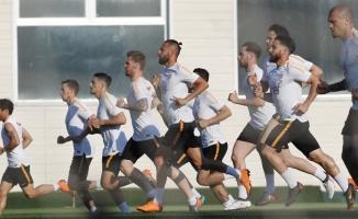 Galatasaray, Beşiktaş derbisi hazırlıklarına başladı