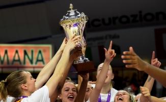 Galatasaray, kupasını aldı