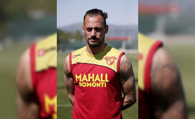 Göztepe'de Kardemir Karabükspor maçı hazırlıkları