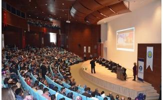 Güneydoğu'daki rektörler kardeşlik panelinde buluştu