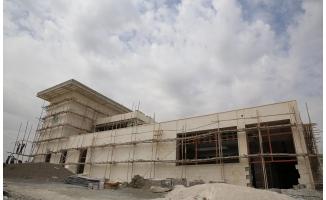 Haliliye'de kalıcı eserlerin sayısı artıyor