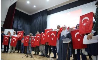Haliliye'de şehitleri anma programı