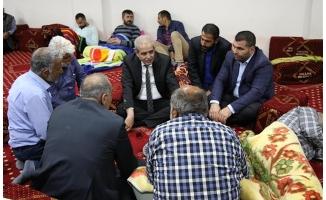 Haliliye'deki hasta yakınları Misafirhaneden memnun