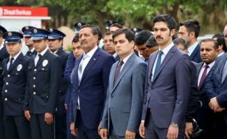 Harran'da  10 Nisan Polis Haftası kutlandı